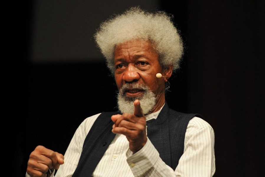 Soyinka Lashes Out At Govt , Urges UN Help In Nigeria
