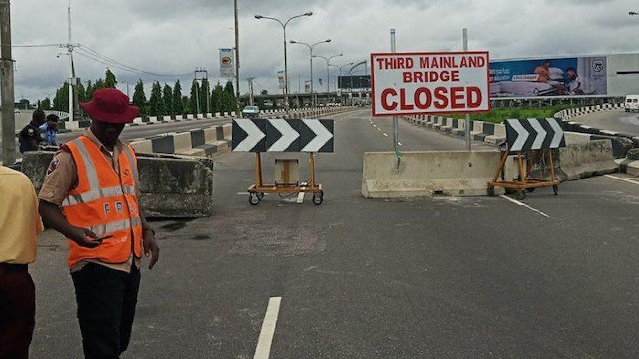 Why Third Mainland Bridge Won't Reopen Tomorrow - Govt