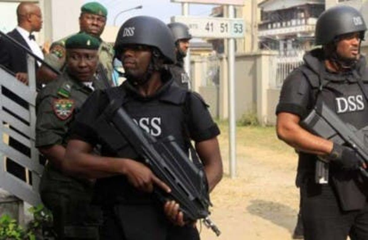'One Chance Robbers' Stole Case File Of Igboho's Aides - DSS