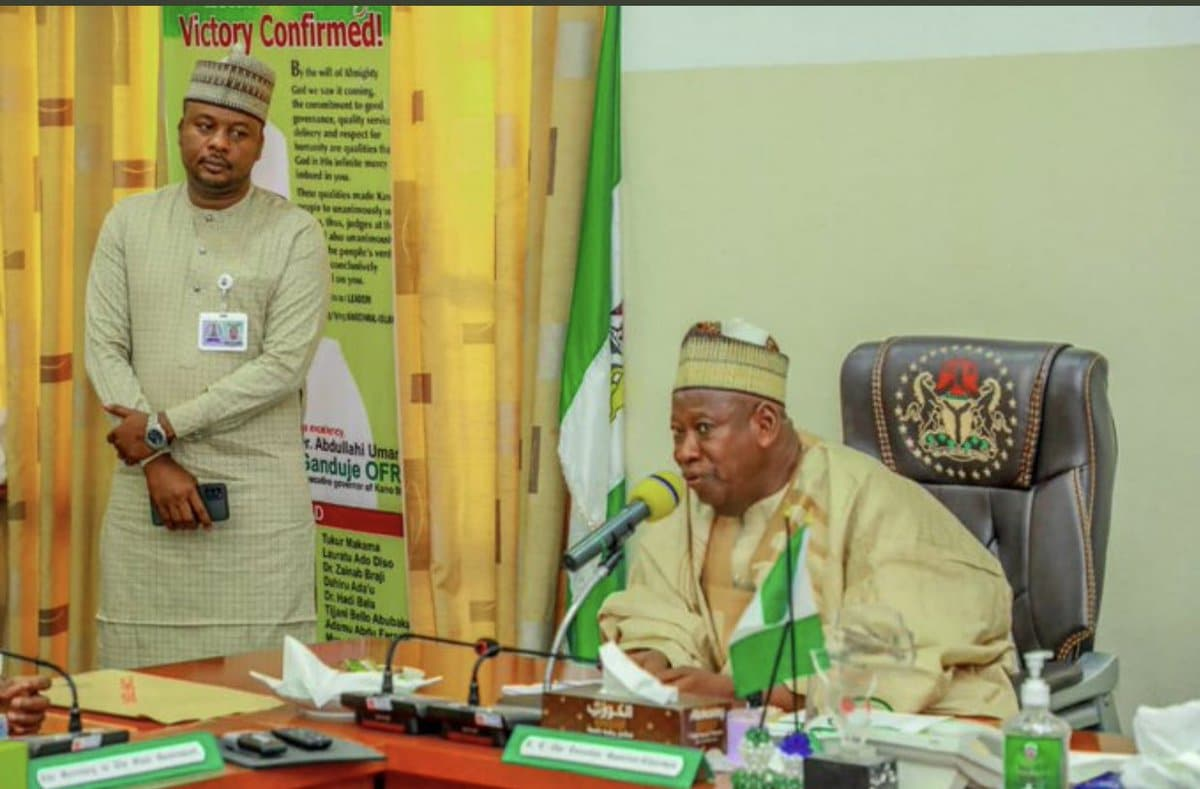 Ganduje Sacks Aide For Criticising Buhari