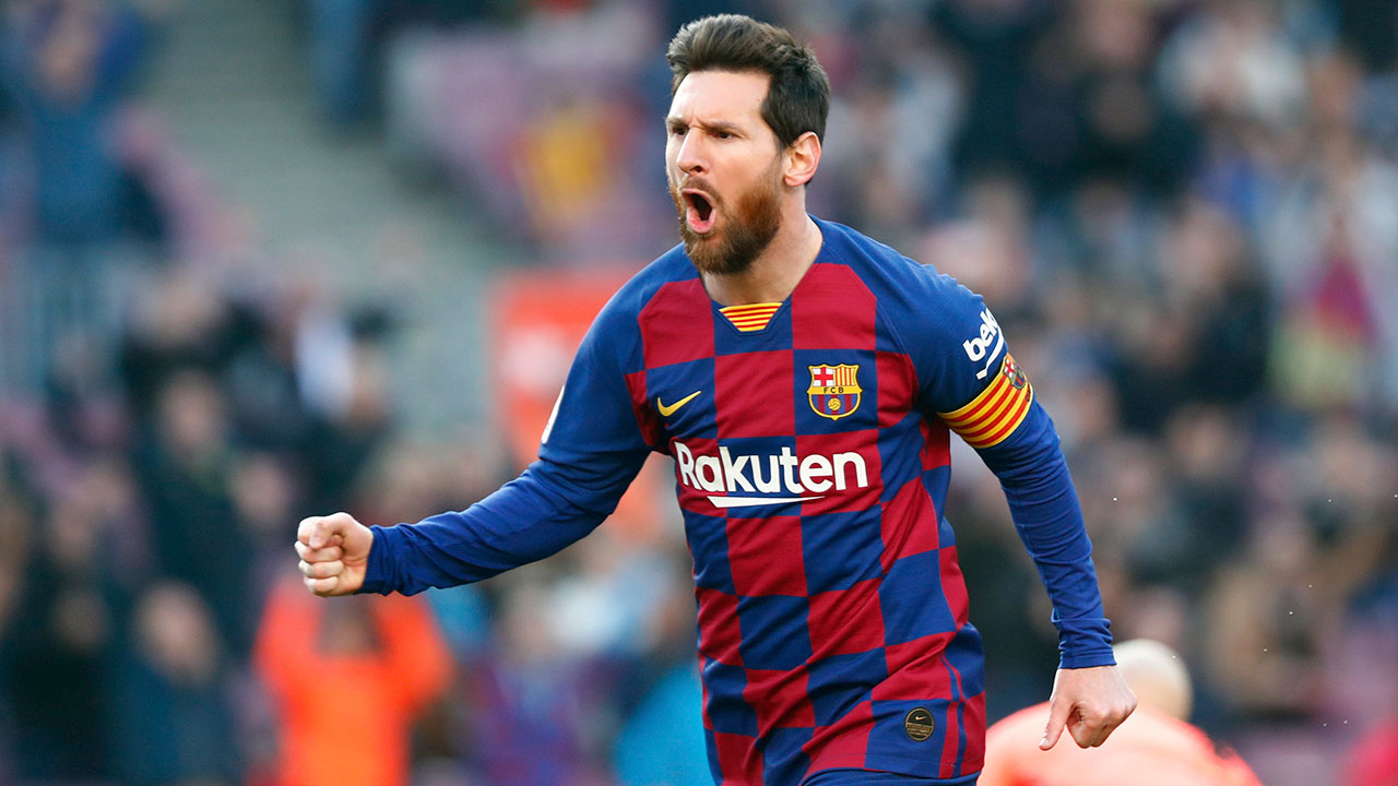 Messi To Be A Free Agent At Midnight