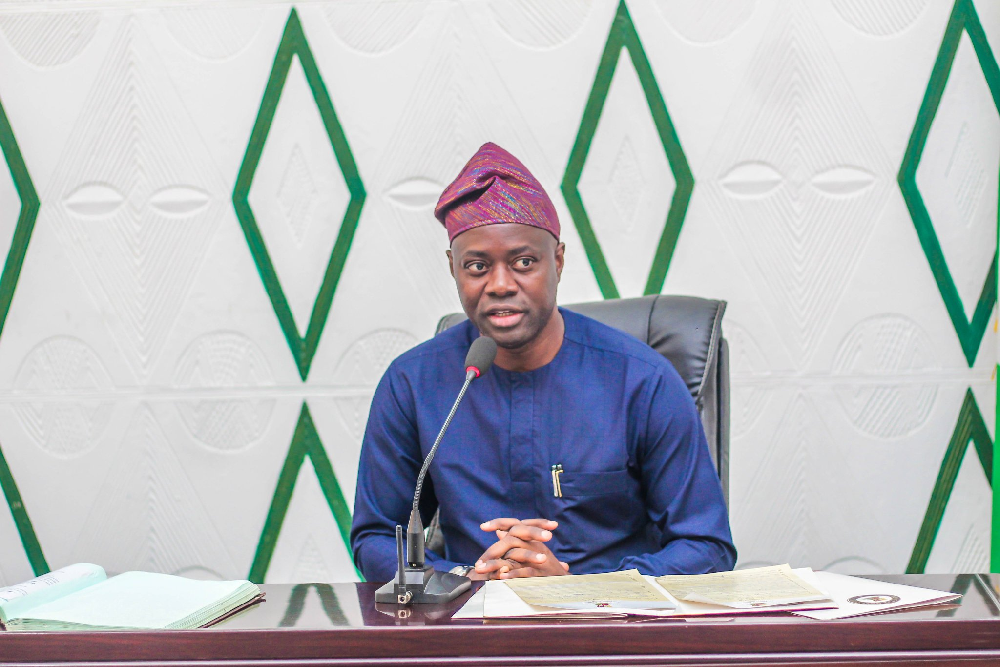 Makinde Wants PDP To Call Legal Adviser To Order