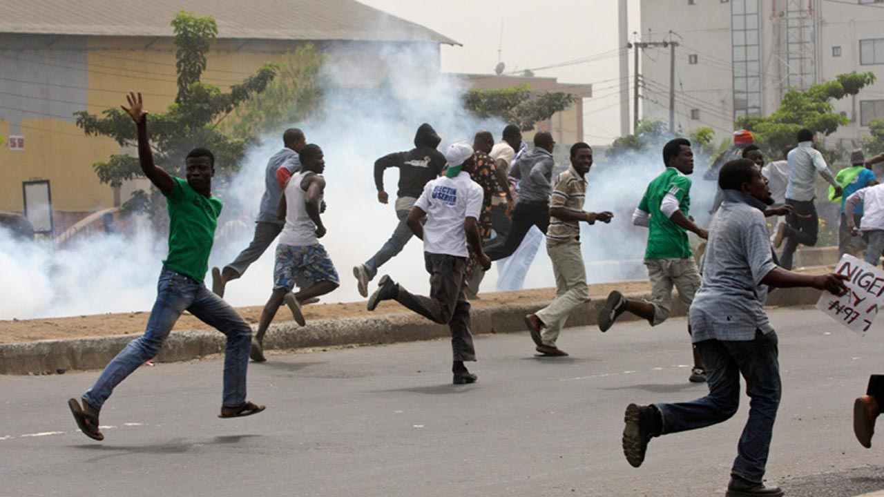 Fear Grips Residents As Gunshots Rock Obalende, Ikoyi