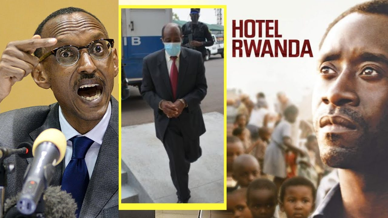 Global Attention On Rwanda At Trial Of Paul Rusesabagina, Kagame's Critic