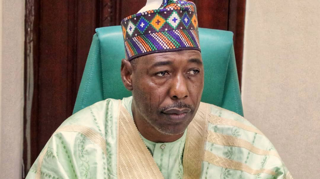 Terrorists Killed Over 100,000 In Borno, 10% Of Citizens Missing - Zulum