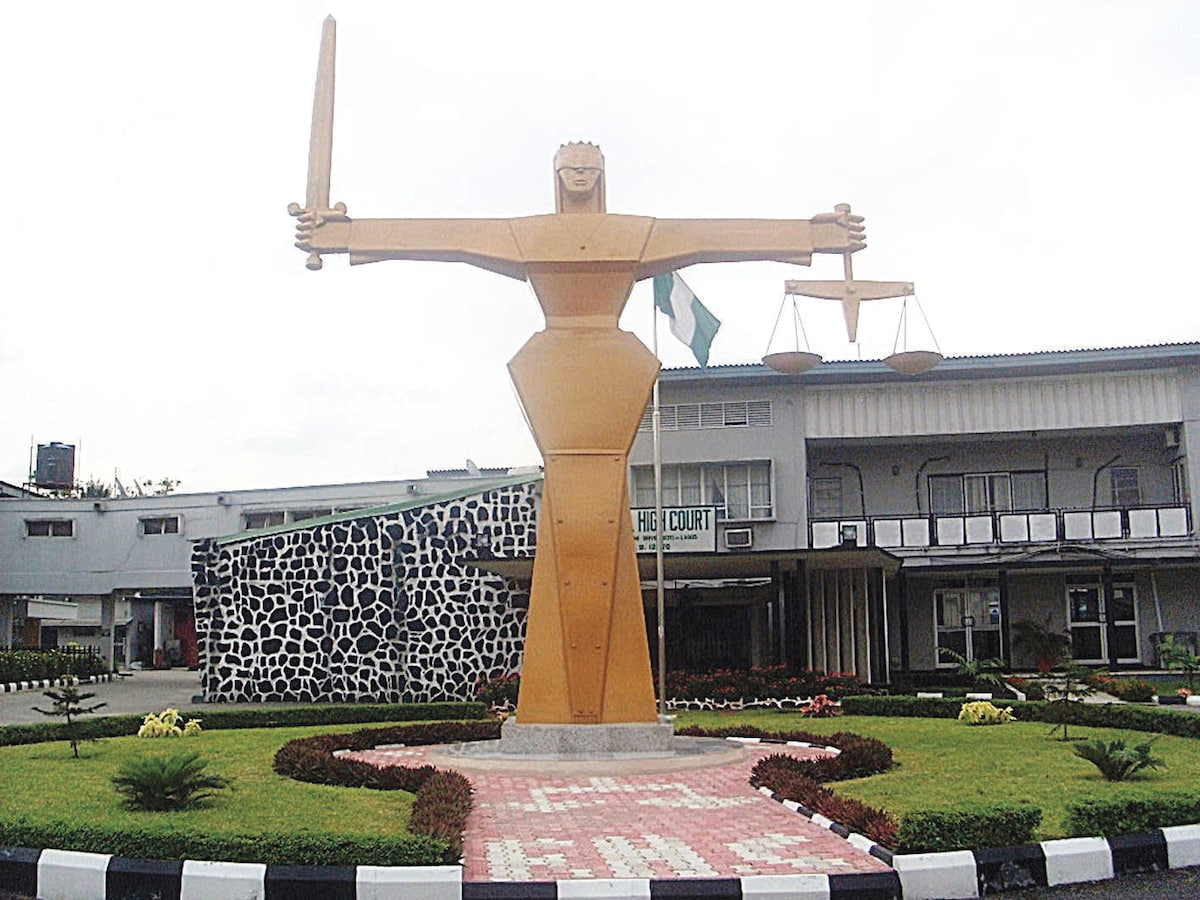 Court Adjourns Ortom's N10b Suit As Oshiomhole Seeks Out-Of-Court Settlement