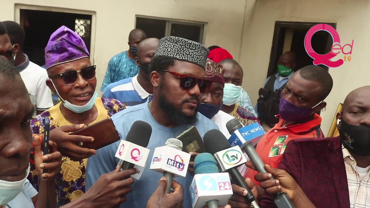 The Eighth-day Fidau For Alhaji Lateef Kayode Jakande