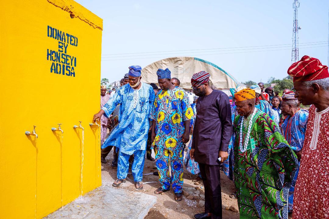 Embrace Masses' Basic Needs, Oyo Lawmaker Tells Politicians