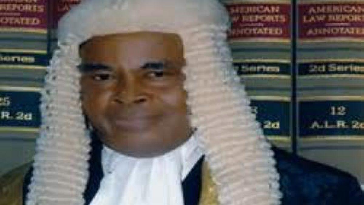 Supreme Court Justice Ngwuta Dies