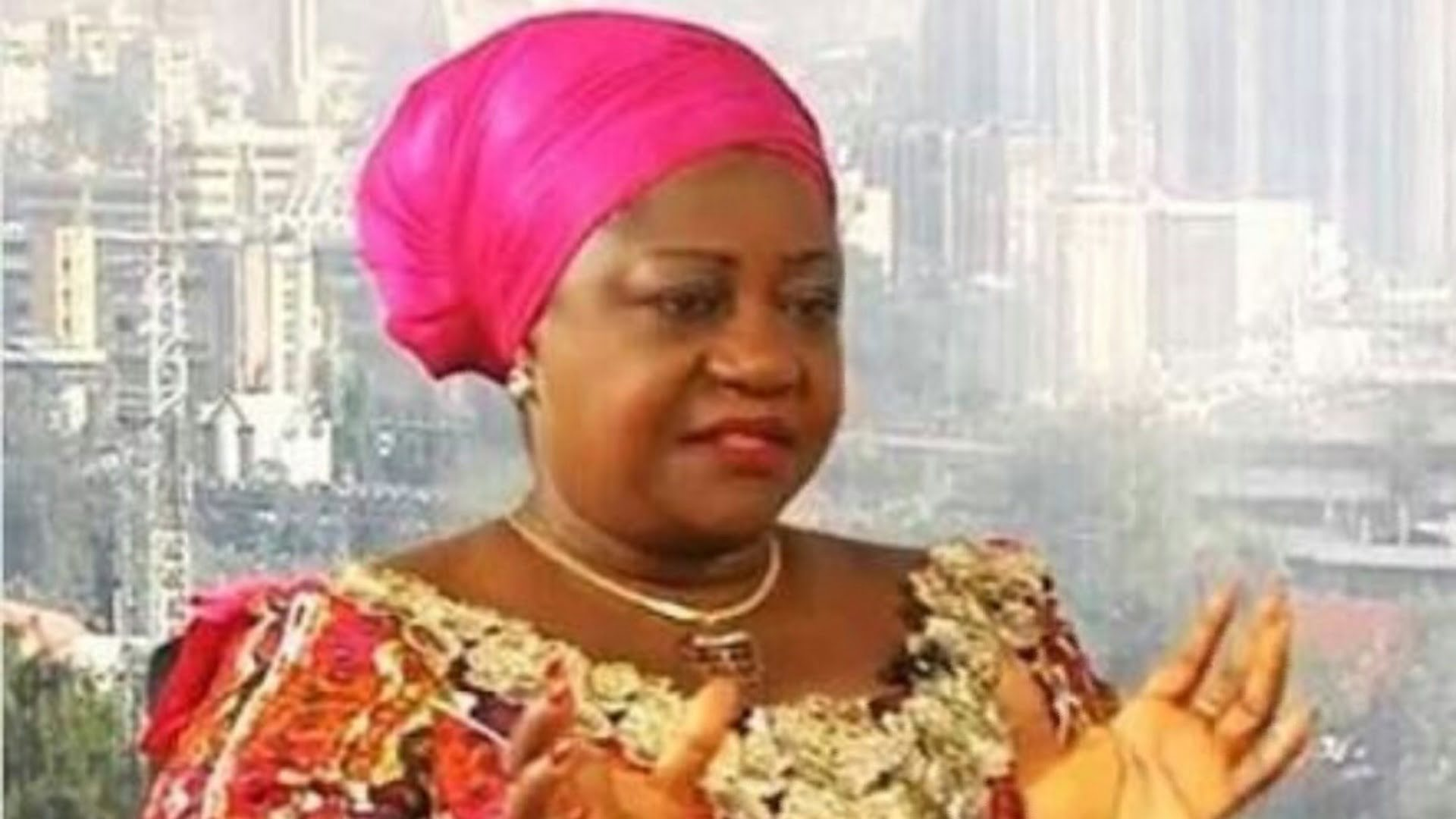 I Ceased Being A Member Of APC After 2019 Elections - Onochie