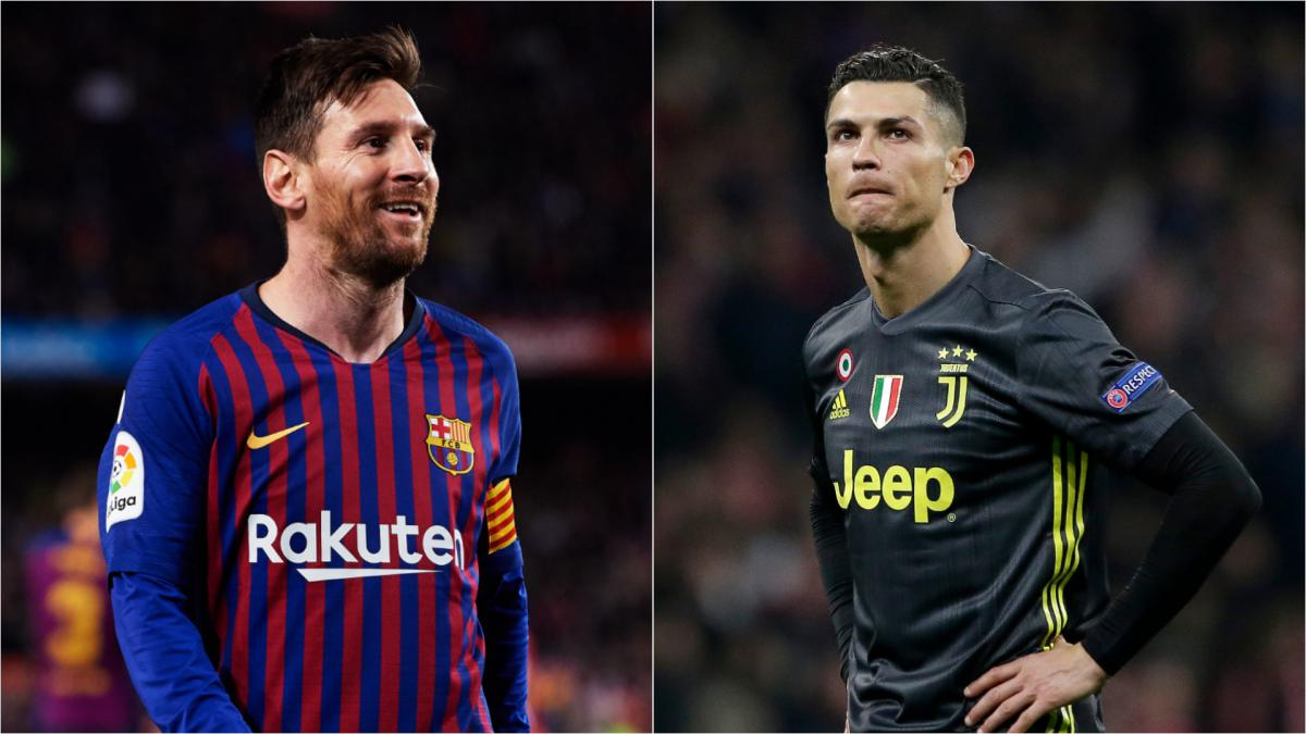 End Of An Era: As Messi, Ronaldo Crashed Out Of UCL