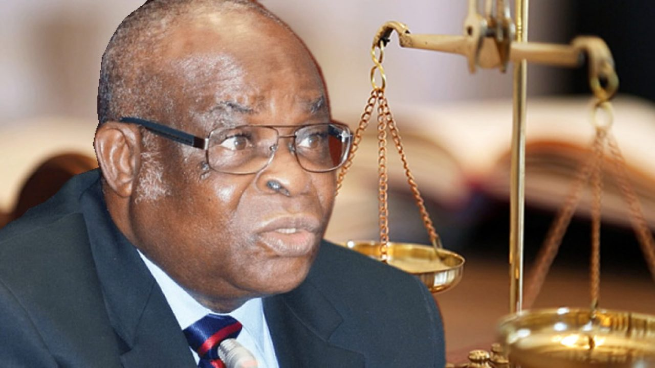 Onnoghen Opens Up, Explains Why He Was Sacked