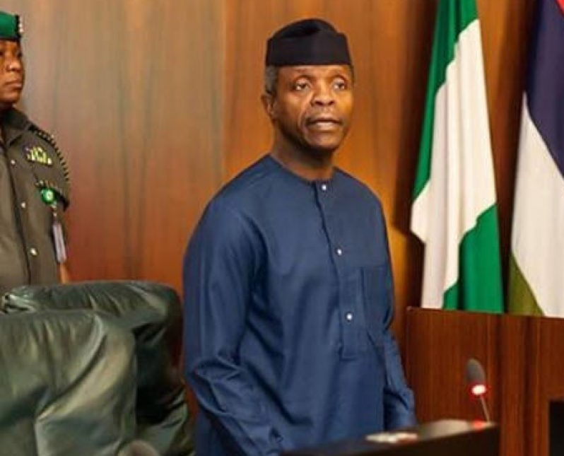 Nothing Special About Nigerians Being Killed - Osinbajo