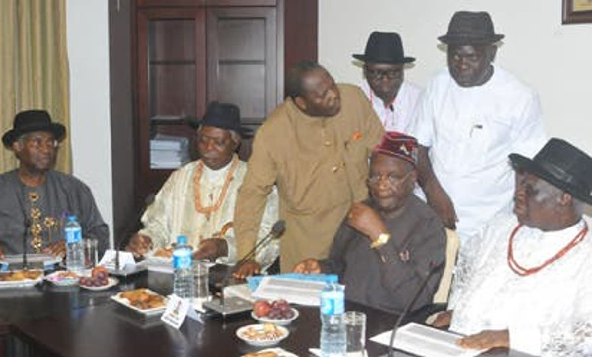 PANDEF Gets New Chairman, Others, Tasks Buhari On Restructuring