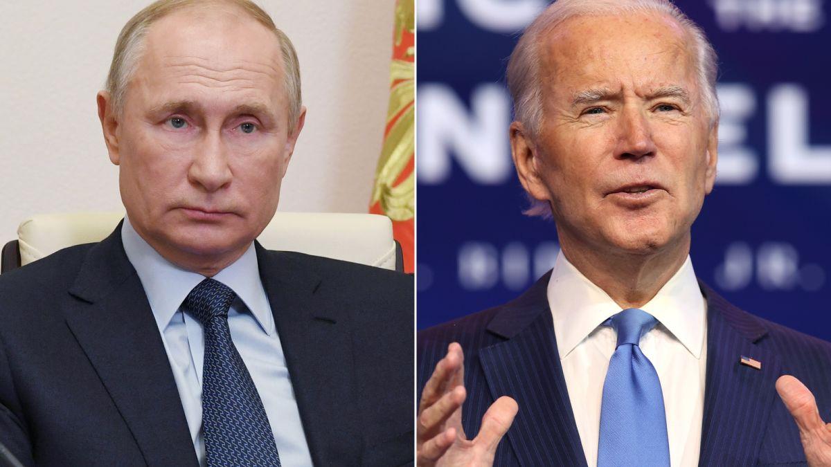 Putin Challenges Biden To Debate Over 'Killer' Tag