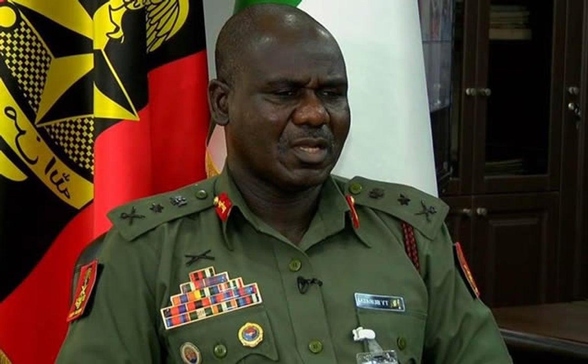 Sunday Igboho: Buratai Is Merely Doing His Job As Envoy - HURIWA