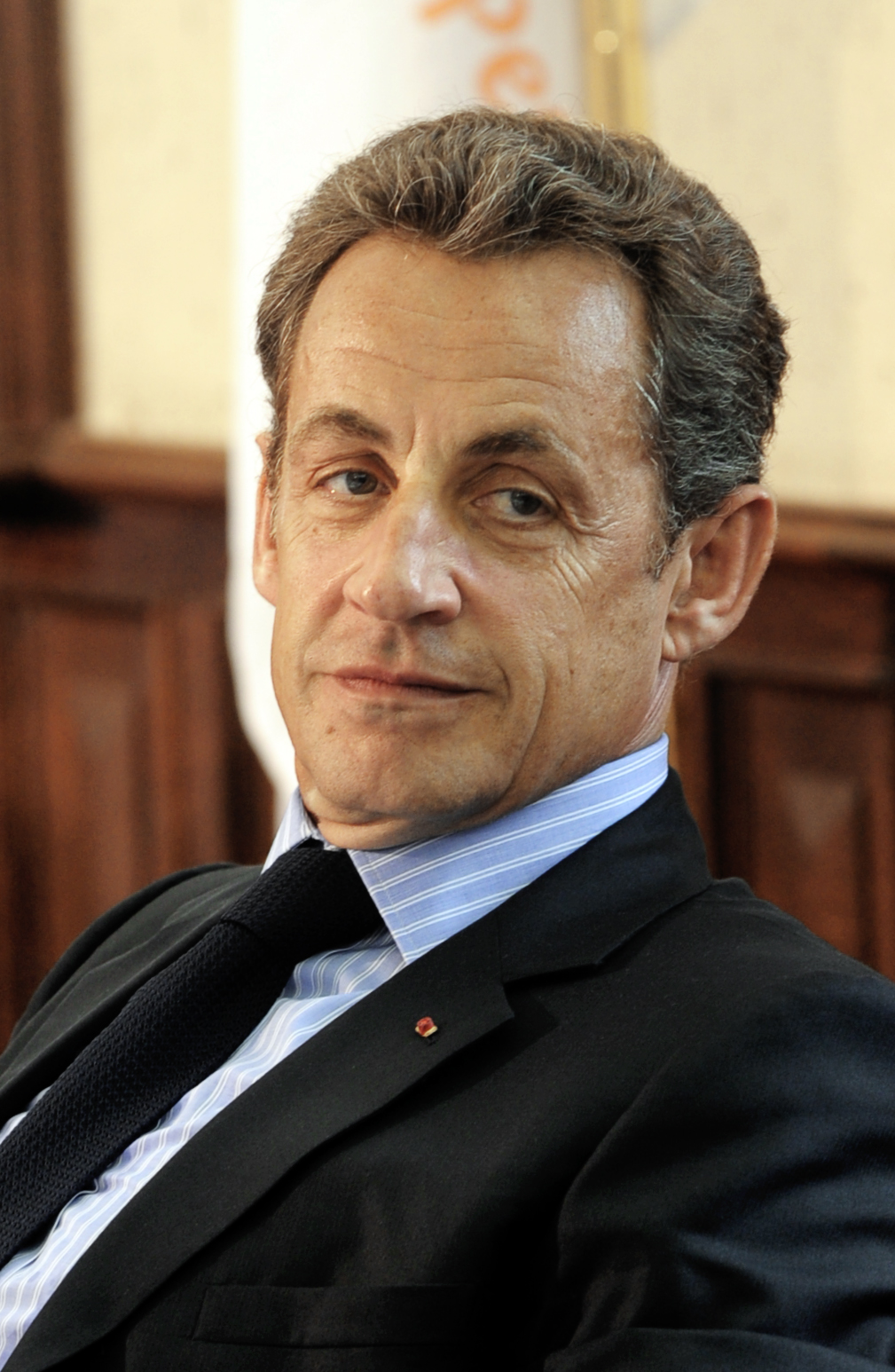 Ex-French President Gets Three-Year Jail Term For Corruption