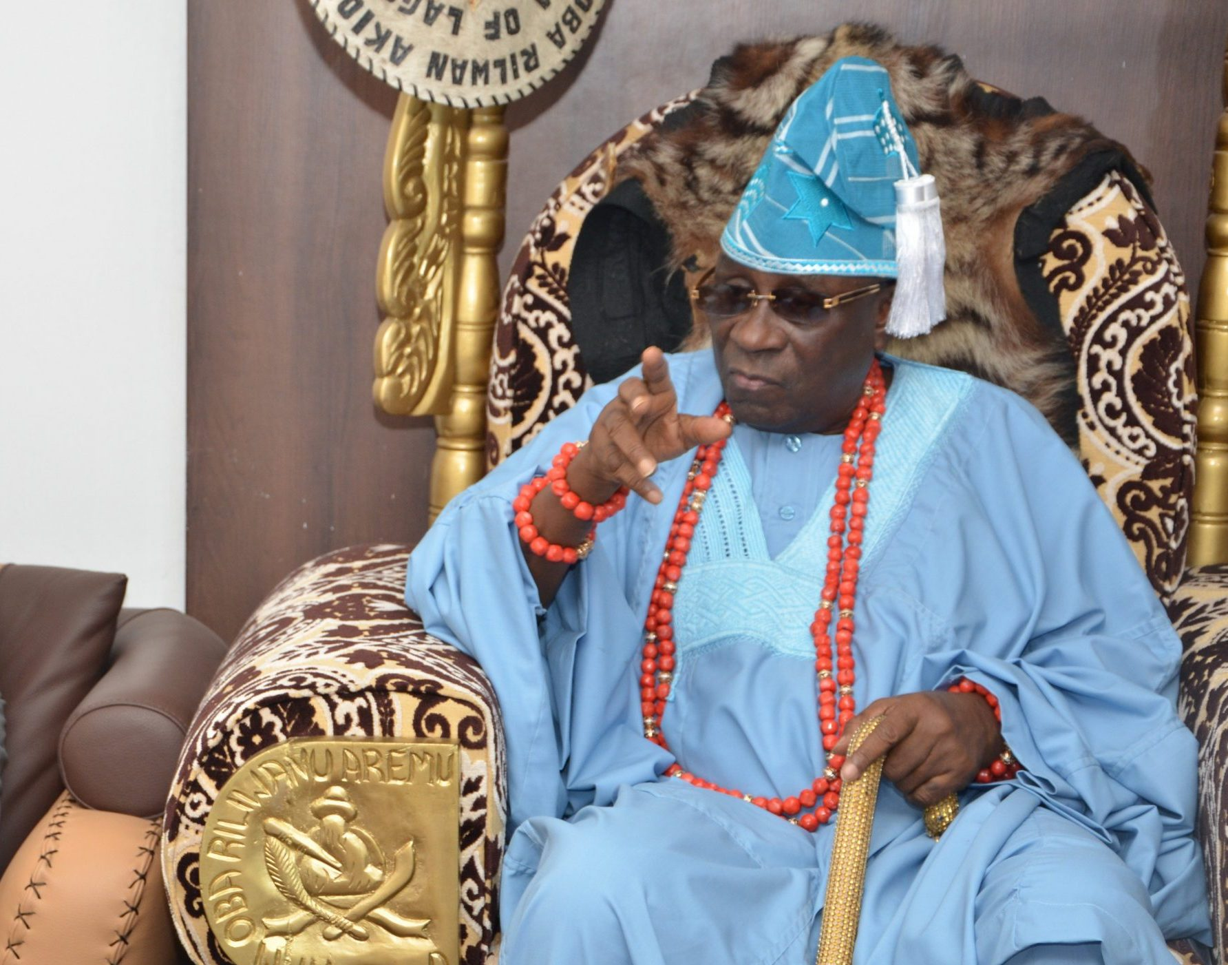 ENDSARS Protesters Stole $2m From Me - Oba Akiolu