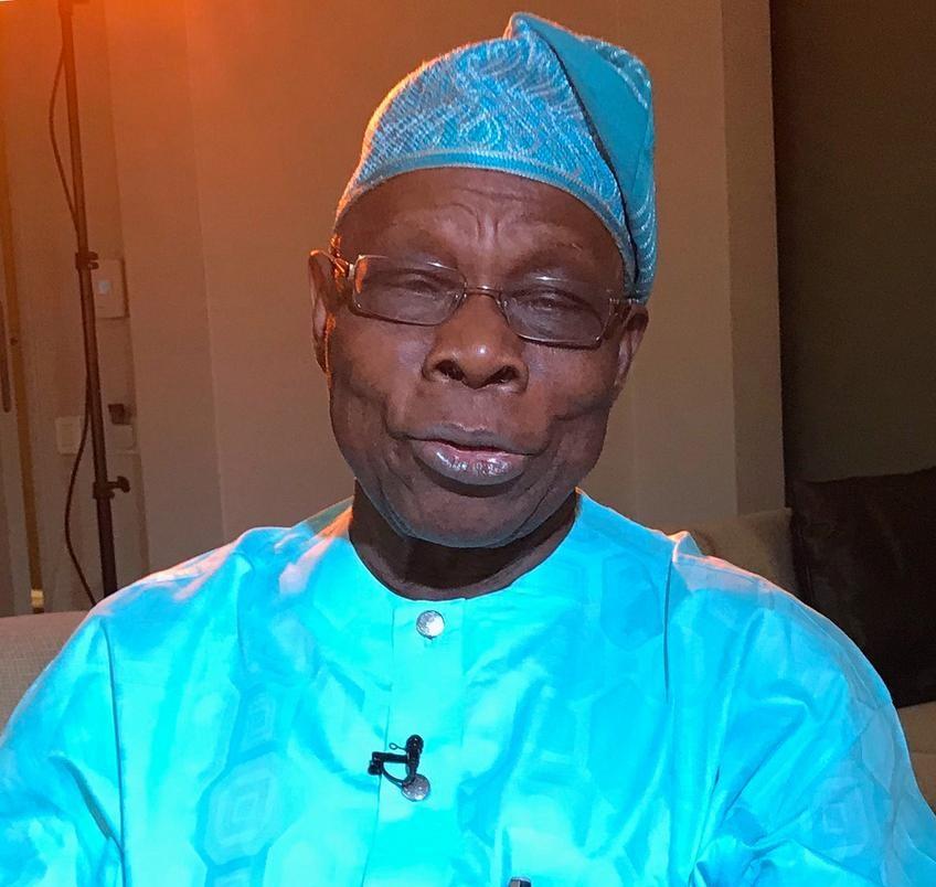 Obasanjo Lashes Out At Buhari Over Borrowing