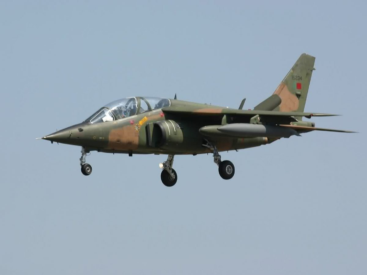 Over 20 Killed As Nigerian Fighter Jet Mistakenly Bombs Community