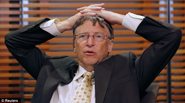 Bill Gates Drops On Billionaire Ranking After Stock Transfer To Ex-wife