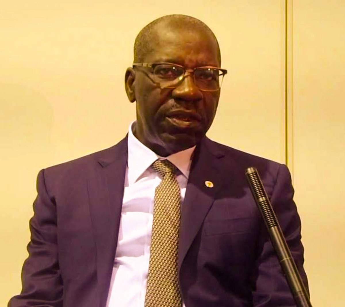 Why I Haven't Sent Anti-open Grazing Bill To Lawmakers - Obaseki
