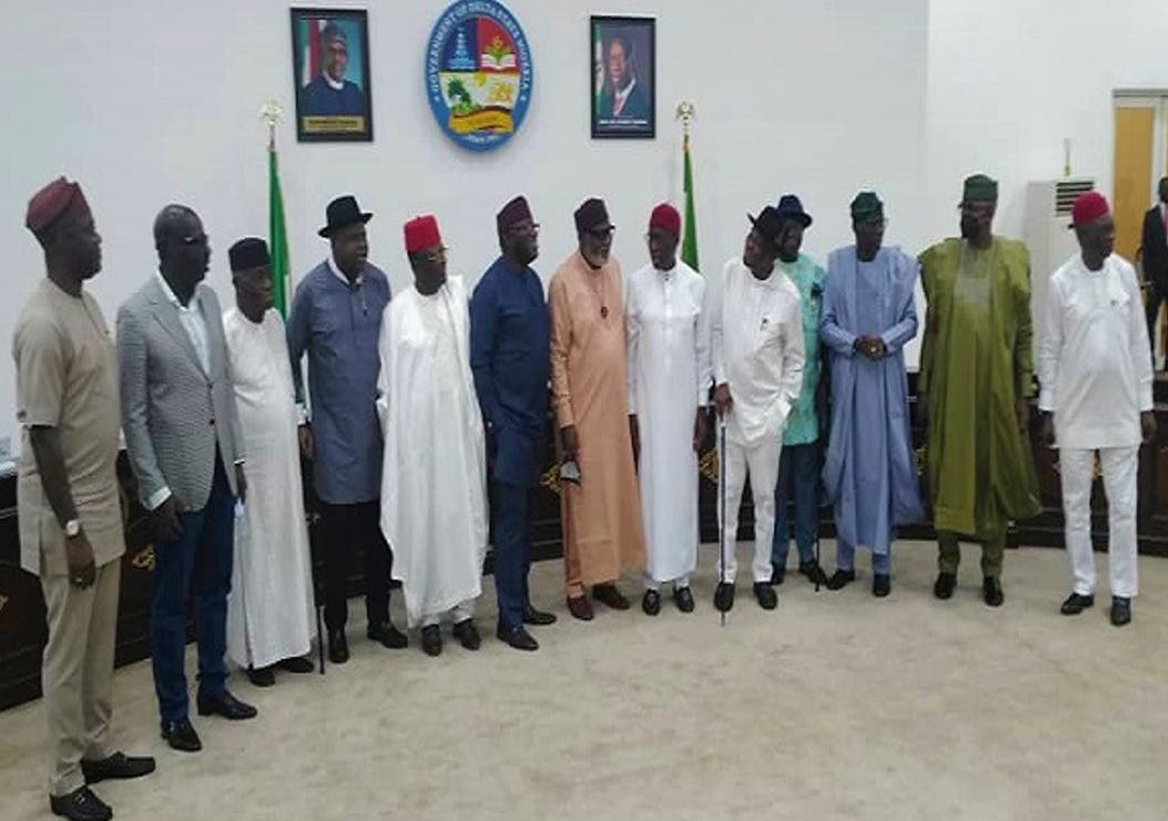 Southern Governors Meet, Insist On VAT Collection, Anti-open Grazing Law, Others