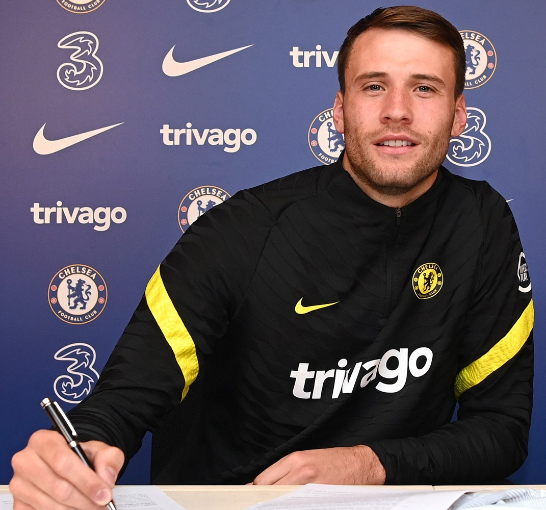 Marcus Bettinelli Completes Chelsea Move