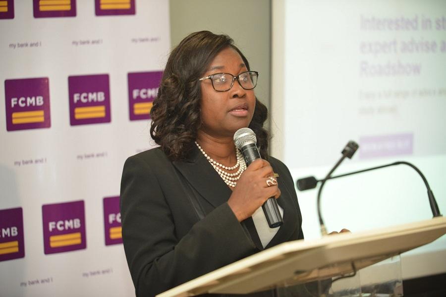 FCMB Confirms Yemisi Edun As MD, Drops Adam Nuru After Sex Scandal