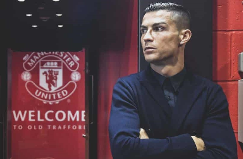 Ronaldo Tops EPL Highest-Paid Players Chart After MAN-U Deal