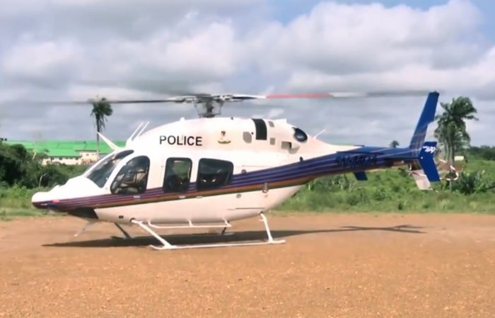 IGP Deploys Surveillance Helicopter, Police In Plateau To Check Violence