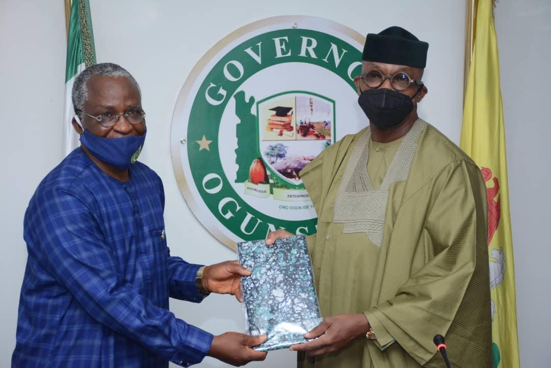 Ogun Seeks Collaboration With NITP On Urban Development: