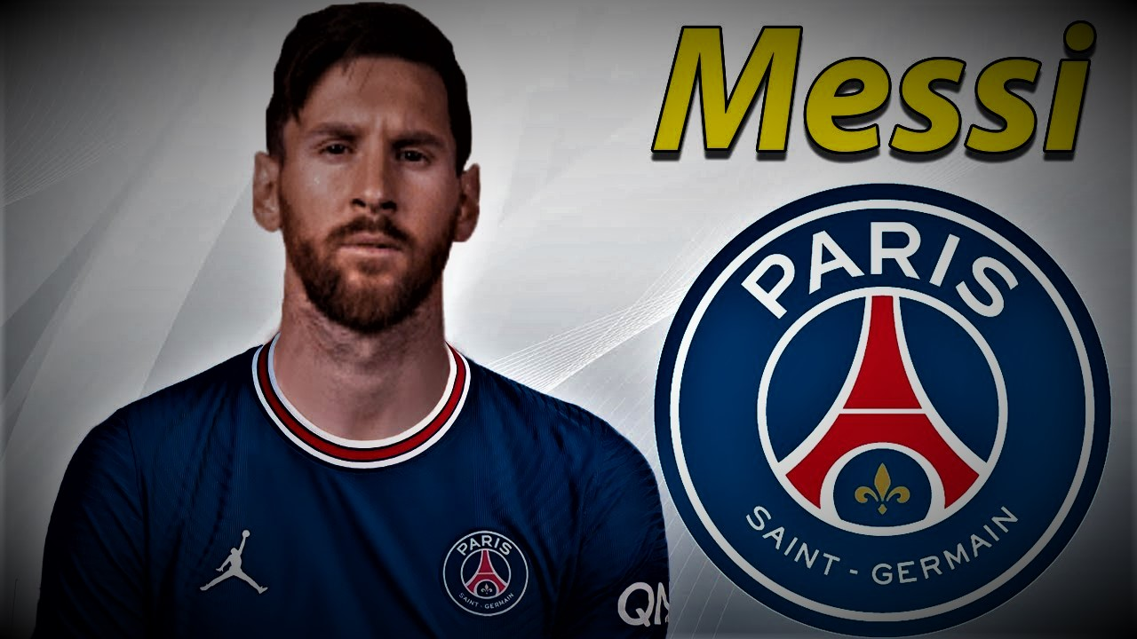 Lionel Messi's Move To PSG Confirmed