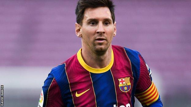 Barcelona Offer Lionel Messi Last-minute Deal