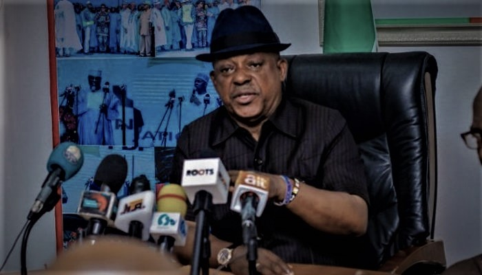 PDP Crisis Worsens As Court Suspends Chairman Secondus