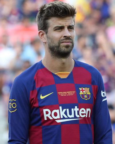 Pique Names Three Players Likely To Accept Pay Cut