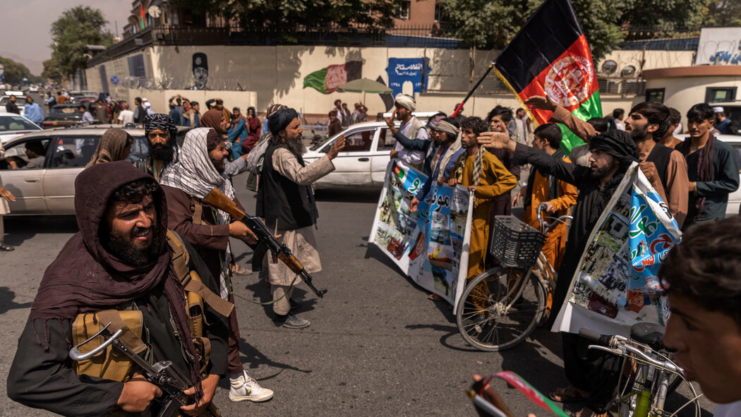 Afghan Women To Be Banned From Playing Sport