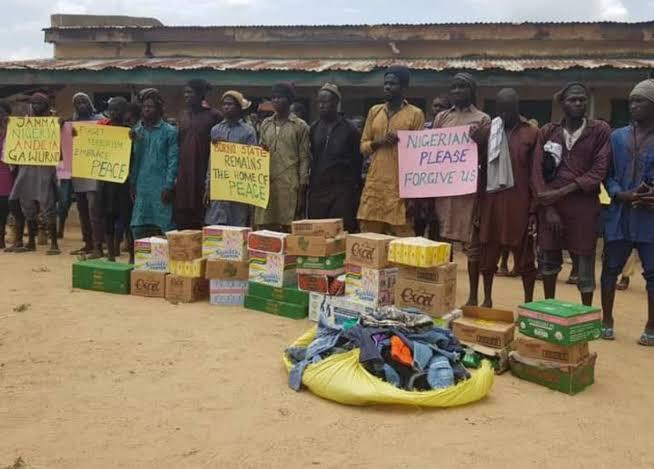 Borno Begins Campaign To Reintegrate Repentant Boko Haram Terrorists