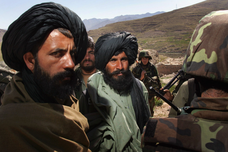 Taliban Won't Announce New Government Until U.S. Withdraws Troops