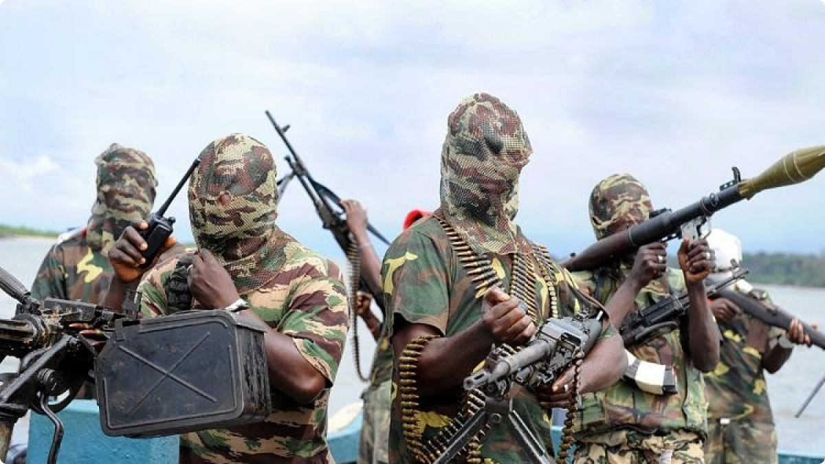 Soldiers, Residents Flee As ISWAP Terrorists Take Over Borno Town