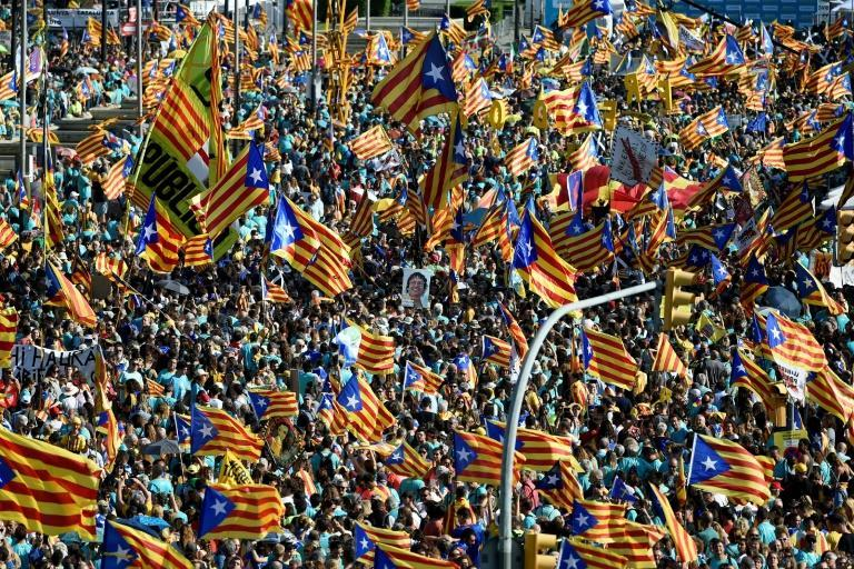 Ahead Of Talks With Spain, Catalonia Set To Celebrate National Day