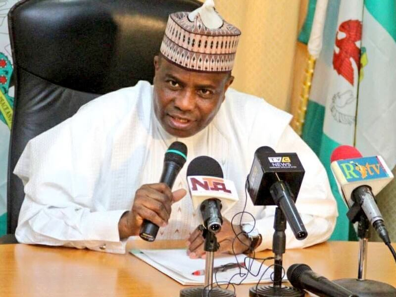 Tambuwal Moves Against Insecurity, Bans Sale Of Animals In Trucks, Use Of Roads, Others In Sokoto