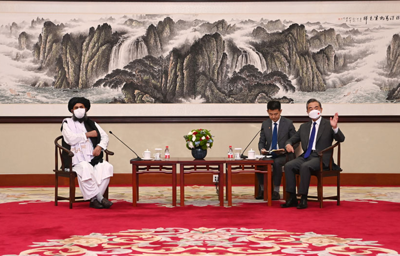 China Supports Taliban Govt In Afghanistan