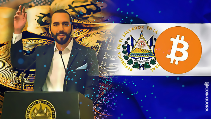 El Salvador To Make Bitcoin Legal Tender