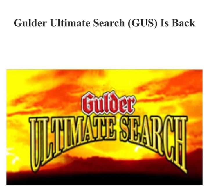 Gulder Ultimate Search Returns After Seven Years, Sets Date For Application