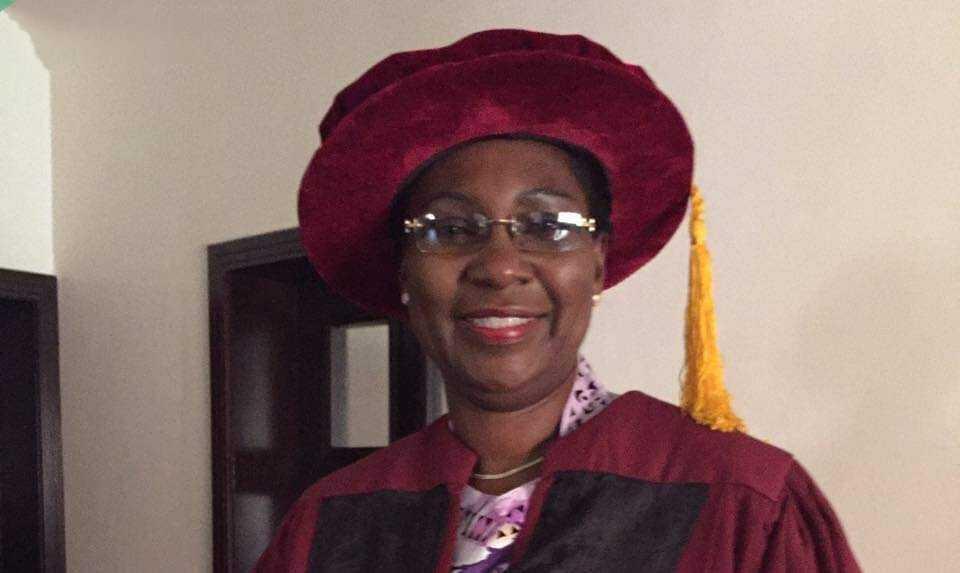 BREAKING: Lagos Commissioner's Wife Emerges LASU VC