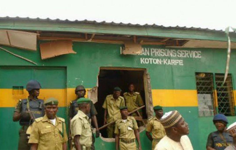 Hundreds Of Prisoners Flee In Kogi Jailbreak
