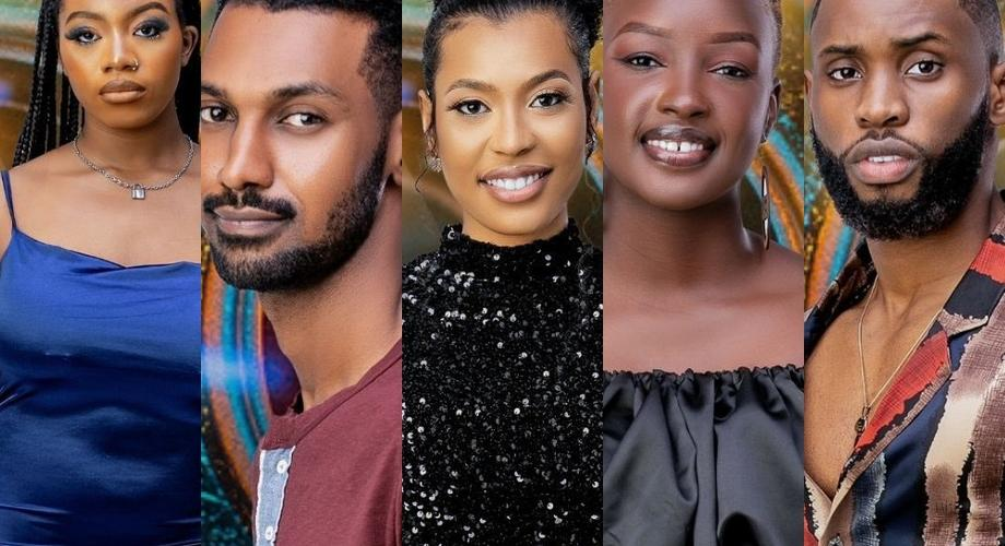 Saskay, Nini, Angel, Two Others, Up For Eviction