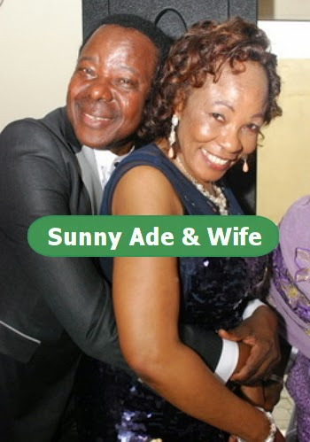 Sunny Ade's Wife Dies