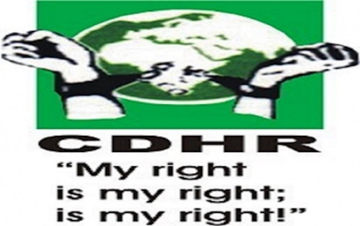 CDHR Disowns Event Notice In Delta